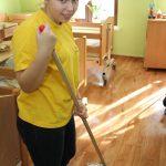 sprzątanie pokoi chorych