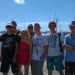Chorwacja- wspólne wyjście nad morze