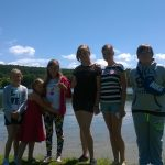 Wisęłka- wypad nad jezioro Wisełka