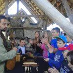 Wolin-zwiedzanie Wioski Wikingów